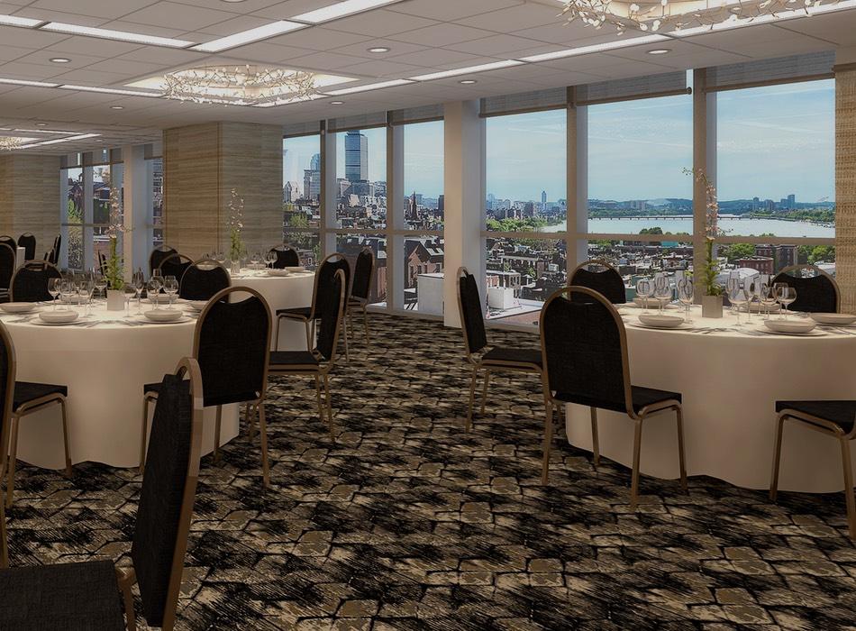 Venue: The Wyndham Boston Beacon Hill