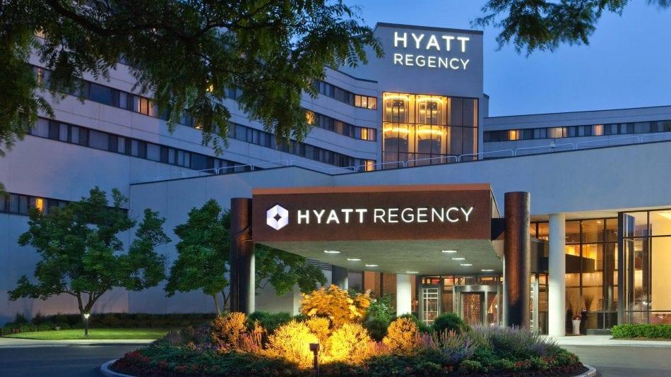 Venue - Hyatt Regency Hotel, Boston (MA)